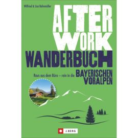 J. Berg After Work Wanderbuch
