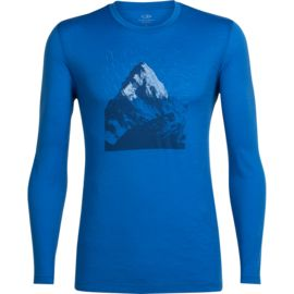 Icebreaker Men's Tech Lite Everest Dawn Long Sleeve