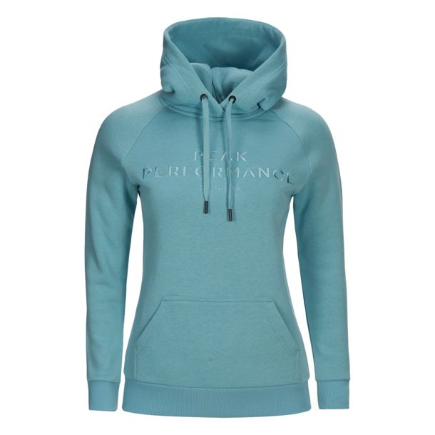 check out fbe65 a45c6 Women's Original Hoodie nile blue XS