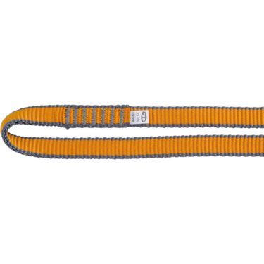 Climbing Technology Looper PA Sling 16 mm grey-gold 120CM