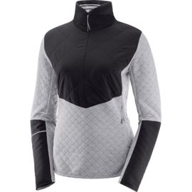 Salomon Damen Elevate Warm Longsleeve