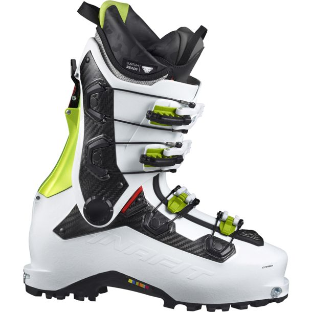 Dynafit Beast Carbon Tourenstiefel white/black 30.5
