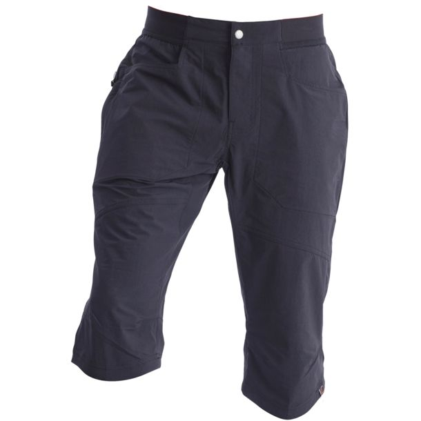 Wild Country Herren Session 2 3/4 Hose pirate black M