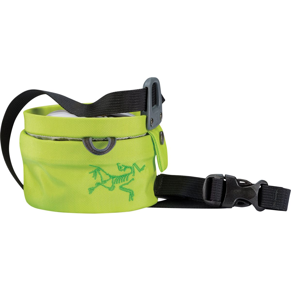 Image of Arcteryx Aperture Chalk Bag S (Grau)