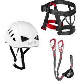 LACD Kit Via Ferrata E5 Klettersteig Starter Set