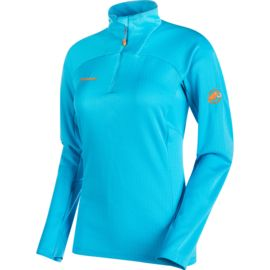 Mammut Damen Moench Advanced Half Zip Longsleeve