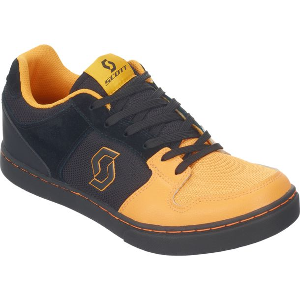 Scott Herren FR 10 Radschuhe black/orange 39