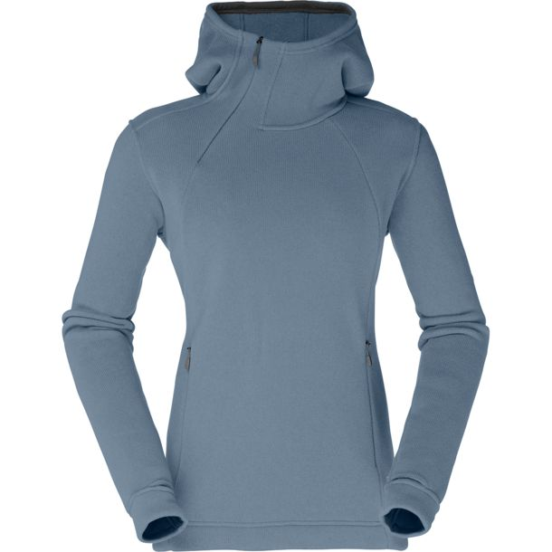 Norrona Damen Røldal Thermal Pro Hoodie cyclone eye M kaufen
