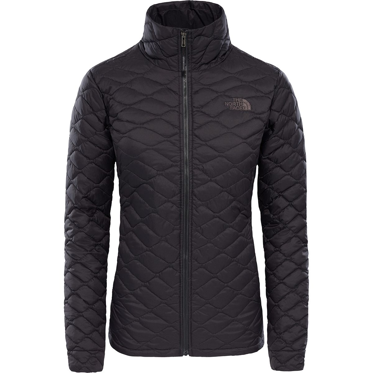 The North Face Damen Thermoball Hoodie Jacke (Größe XS, Schwarz) | Isolationsjacken > Damen