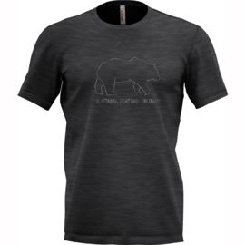 Crazy Idea Herren Animals T-Shirt