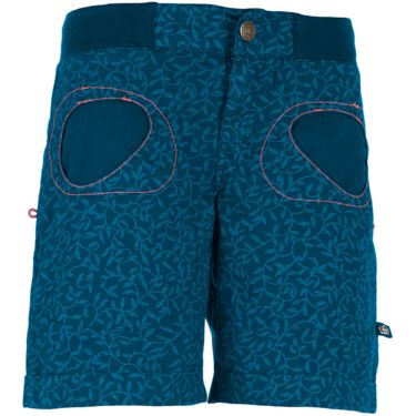 E9 Damen Onda Shorts deep blue S