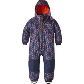 Patagonia Kinder Snow Pile Baby One-Piece