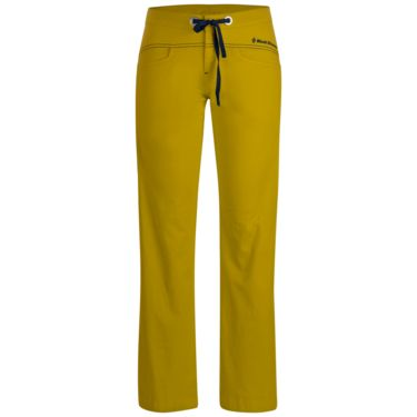 Black Diamond Women's Credo Pant ochre M