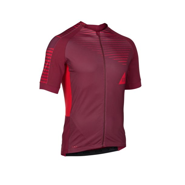 ION Men s Paze AMP Full Zip Cycling Jersey combat red L buy online ... 06db88902