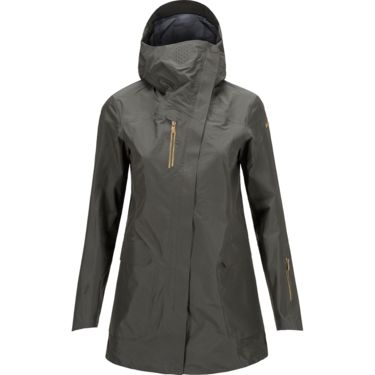 Peak Performance Damen Milan Jacke black olive XS