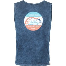 Chillaz Herren Calanques Retro Tank