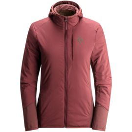 Black Diamond Damen First Light Hybrid Hoodie