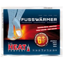 The Heat Company Fusswärmekissen