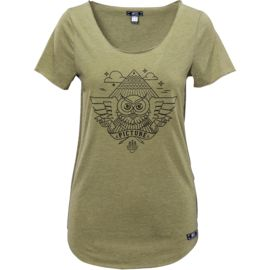 Picture Women's Owl T-Shirt