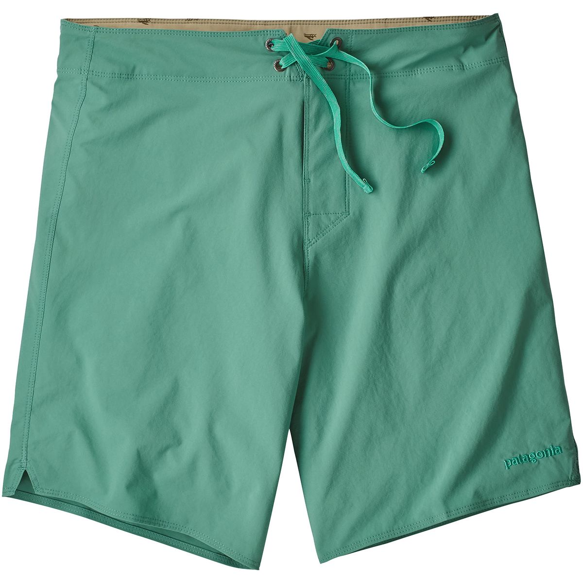 Patagonia Herren Light and Variable - 18 in. Board Shorts Türkis XL