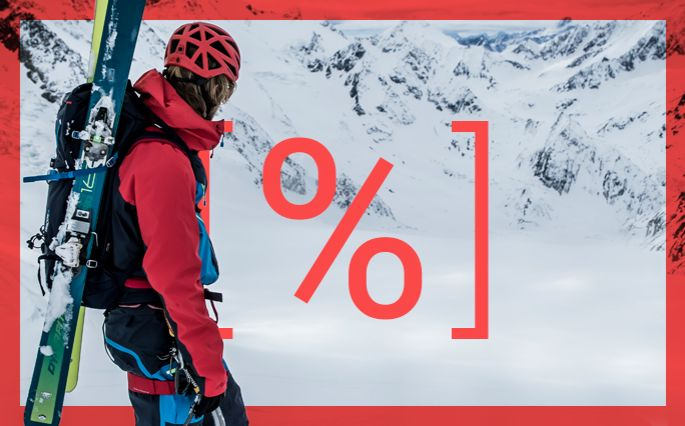 Winter Sale Skirucksäcke