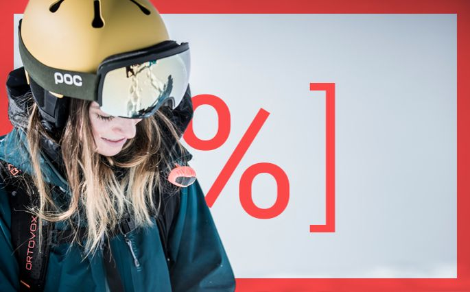 Winter Sale Skibrillen Skihelme