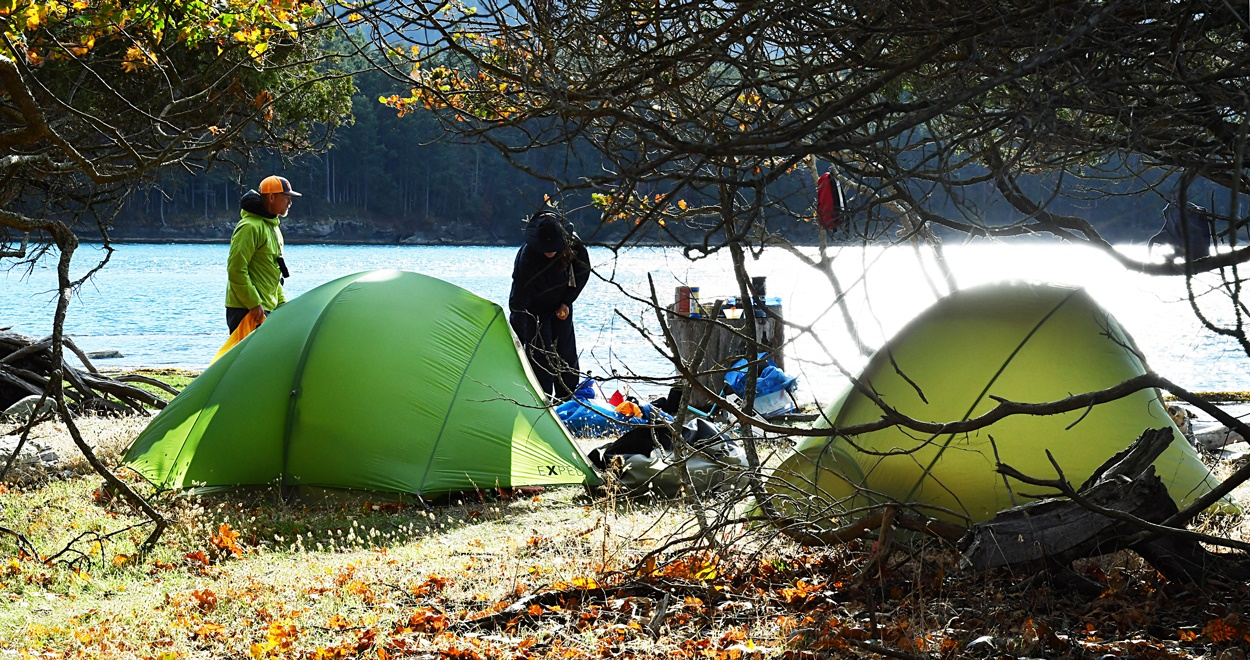 Wild camping in Europe: where it's allowed and where not