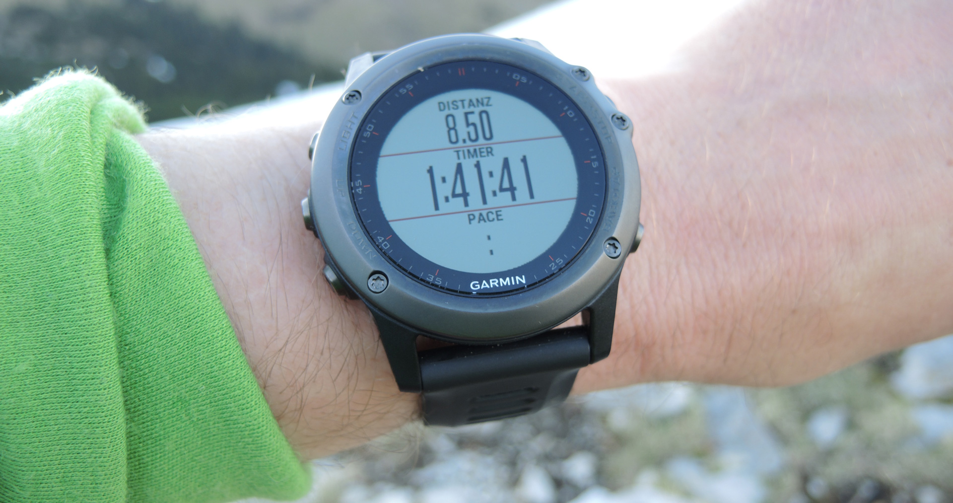 garmin fenix 3 gps uhr im test der allesk nner. Black Bedroom Furniture Sets. Home Design Ideas
