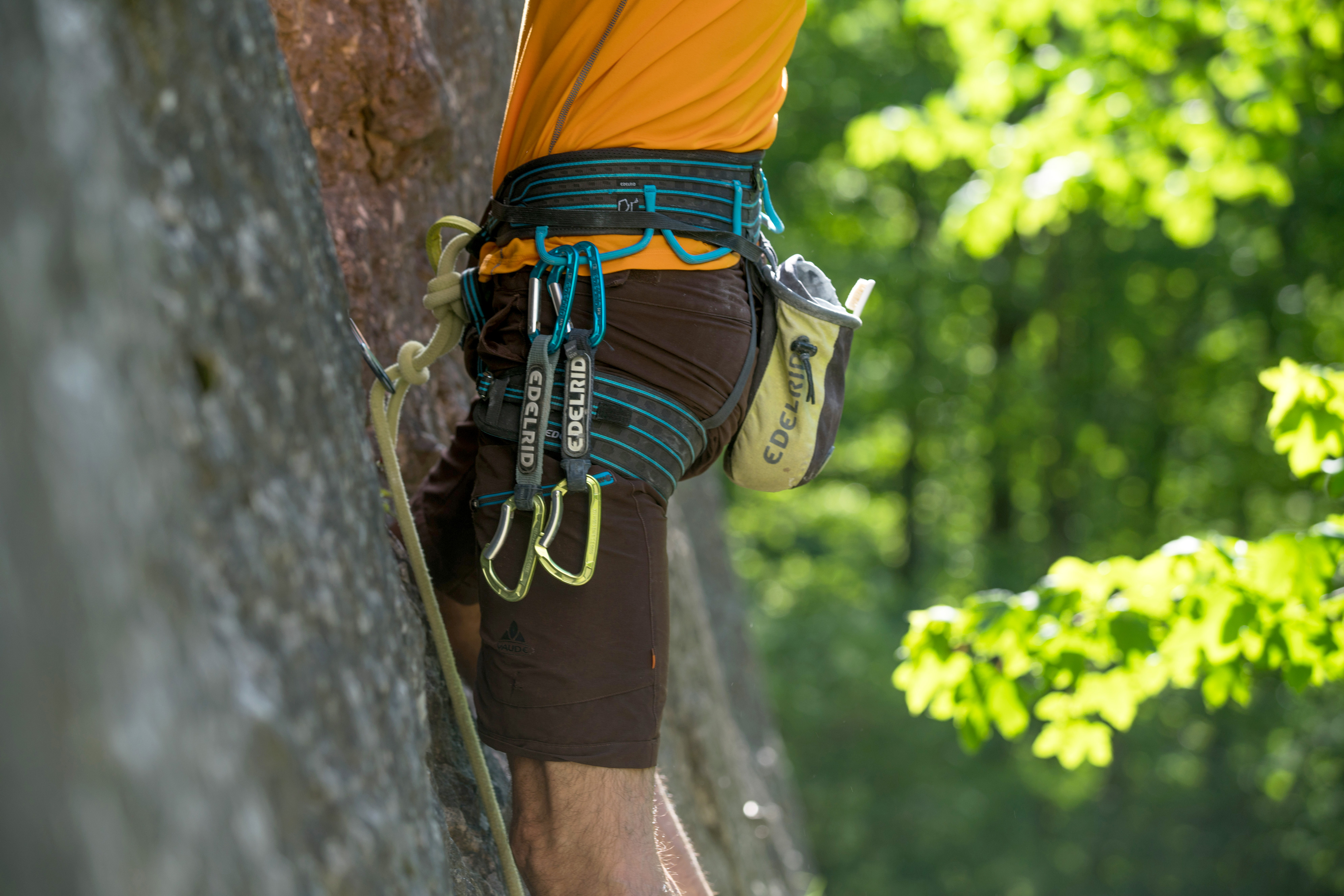 Ultra Light Klettergurt : Edelrid orion klettergurt im test