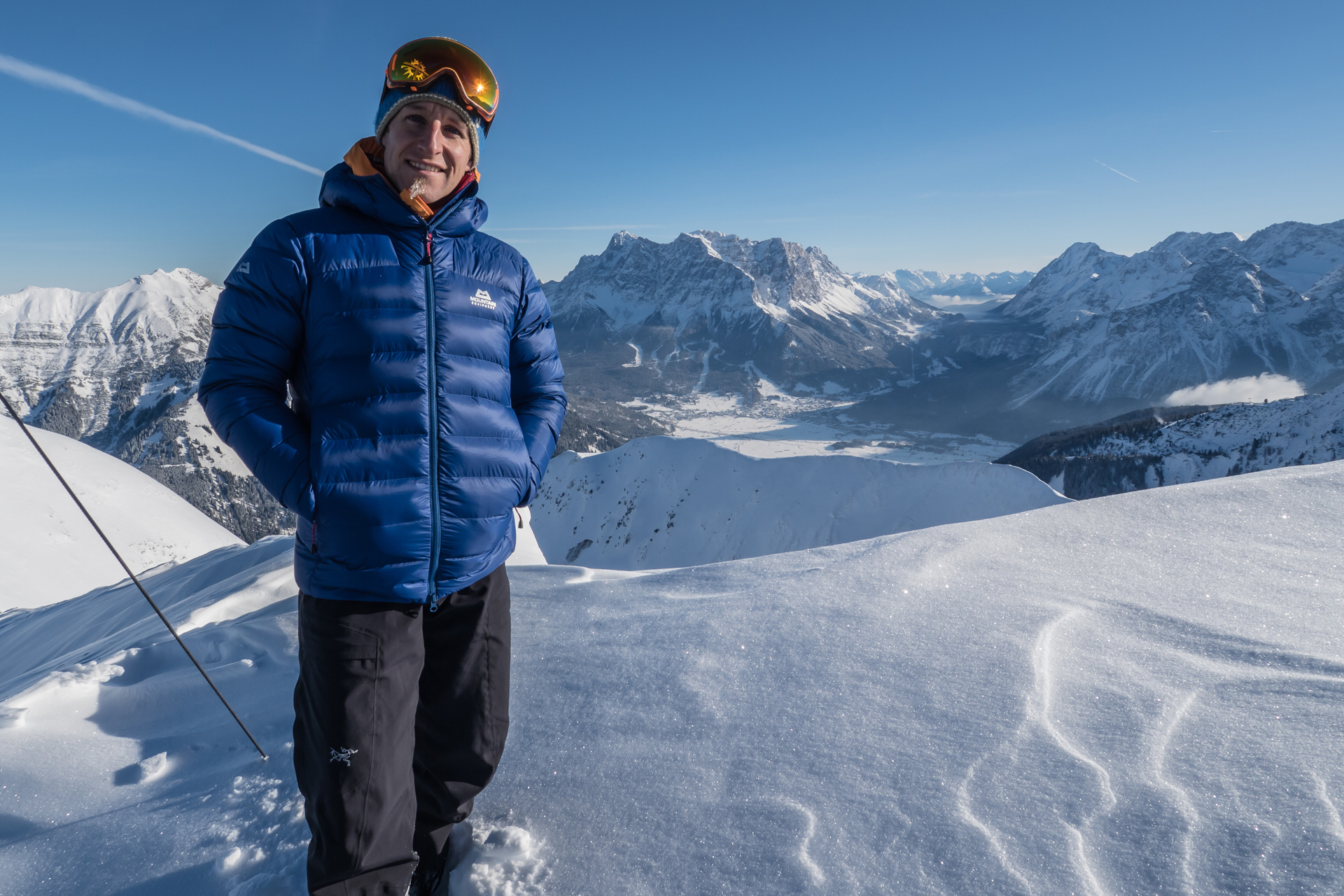 Mountain Equipment Skyline Hooded Jacket: Dauenjacke im Test
