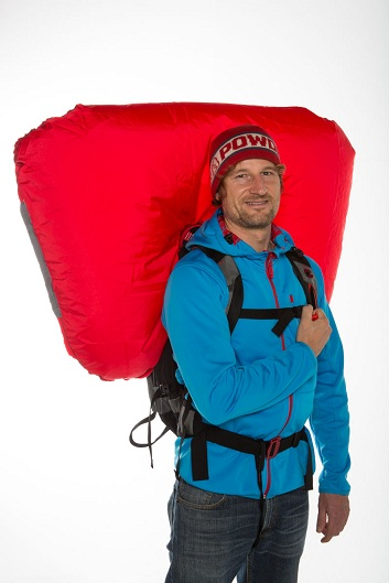 Mammut Ride Airbag RAS 30l - Finger on the trigger