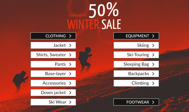 Buy Clothing secure and conveniently at Bergzeit