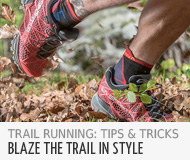 Trail running tips & training advice for beginners - in the Bergzeit Journal