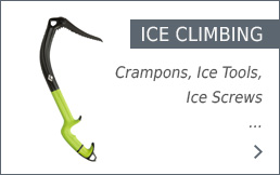 Buy Ice Climbing Equipment secure and conventiently at Bergzeit