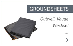Buy ground sheets secure and conveniently at bergzeit