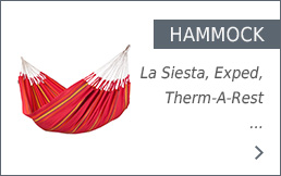 Buy hammockssecure and conveniently at bergzeit
