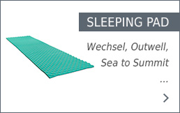 Buy sleeping pads secure and conveniently at bergzeit