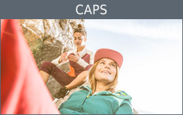 Buy Caps secure and conveniently at Bergzeit