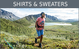 Buy Bergans Shirts & Sweaters at Bergzeit