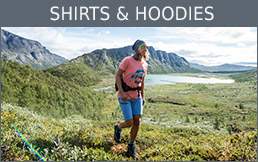 Bergans Shirts & Hoodies in de Bergzeit shop