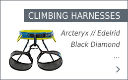 Buy Climbing Harness secure and conveniently at Bergzeit