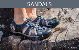 Buy Sandals secure and conveniently at Bergzeit
