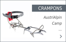 Buy Crampons secure and conveniently at Bergzeit