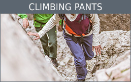 Buy Climbing pants secure and conveniently at Bergzeit