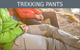 Buy Trekking pants secure and conveniently at Bergzeit