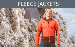 Buy fleeca jackets secure and conveniently at Bergzeit