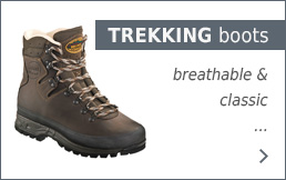 Buy Meindl Trekking Boots secure and conveniently at Bergzeit