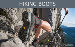 Buy Hiking boots secure and conveniently at Bergzeit