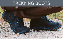 Buy Trekking boots secure and conveniently at Bergzeit