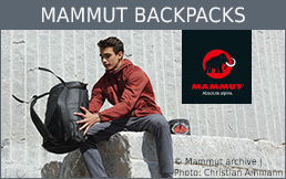 Buy Mammut backpacks secure and conveniently at Bergzeit